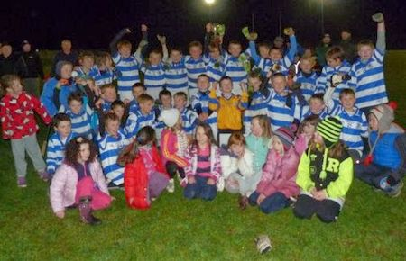Country Cup Celebrations