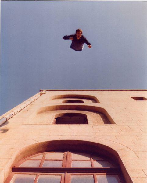 Practising Tower Jump