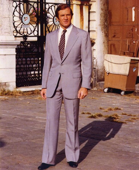 Roger Moore Double